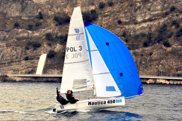 Nautica 450 Fun