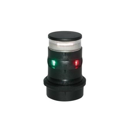 LED Dreifarbenlaterne + Ankerlicht