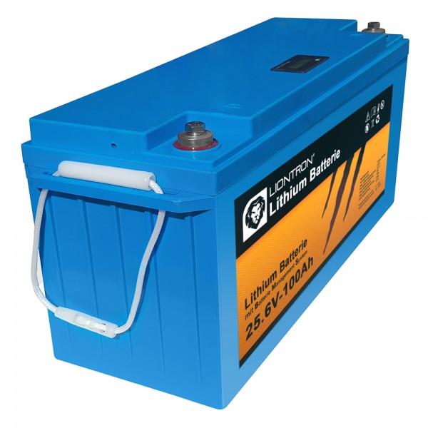24V Lithium Batterie 100Ah - ideal für Elektromotoren
