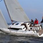 Vector 10 bei segeln