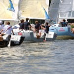 mak7 Yachts - Regatta Start