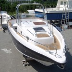 Nicki 780 Sport - Sun and Fishing Deck