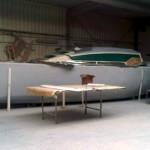 V10 Deckform Produktion