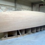 V10 Rumpfform Produktion